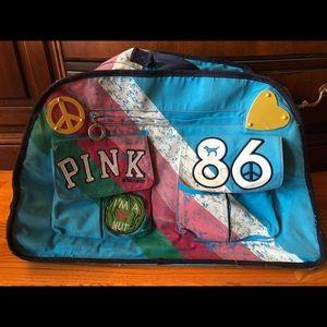 Pink (Victoria's Secret) Suitcase